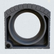 culvert-pipe-covers/Culvert-pipe-cover-15-inch-dark-granite-residential-driveway-drainage