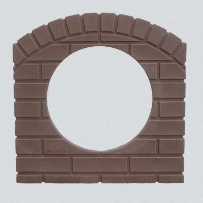 Sandstone Color Culvert Pipe Covers